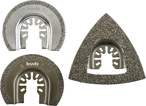 Einhell Hartmetall-Raspel für Fliesenklebreste