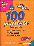100 problèmes sans peine 6ème