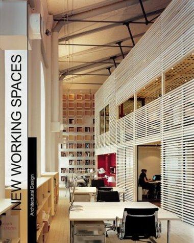 New Working Spaces (Architectural Design S.) por Arian Mostaedi