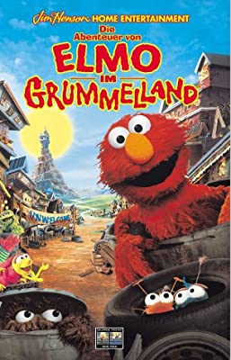 Die Abenteuer von Elmo im Grummelland [VHS]