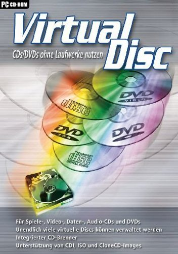 Virtual Disc (Windows Betriebssystem-disc Xp)