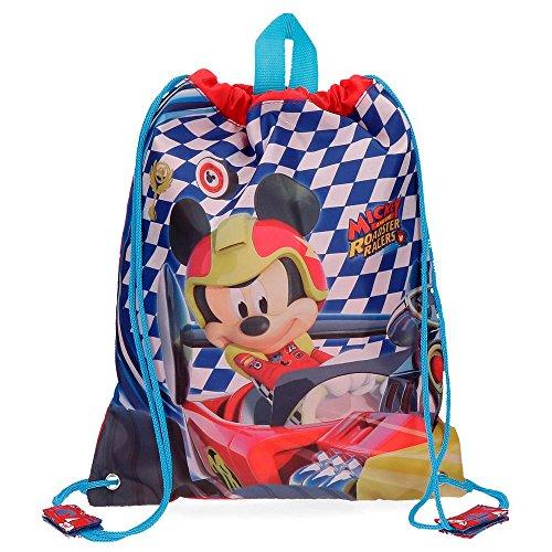 Bolsa de la merienda Mickey Race
