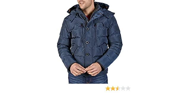 Wellensteyn Starstream Steppjacke Winterjacke Herren