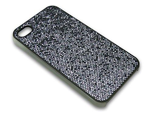 Sandberg-Coque scintillante pour iPhone 4/4S noir