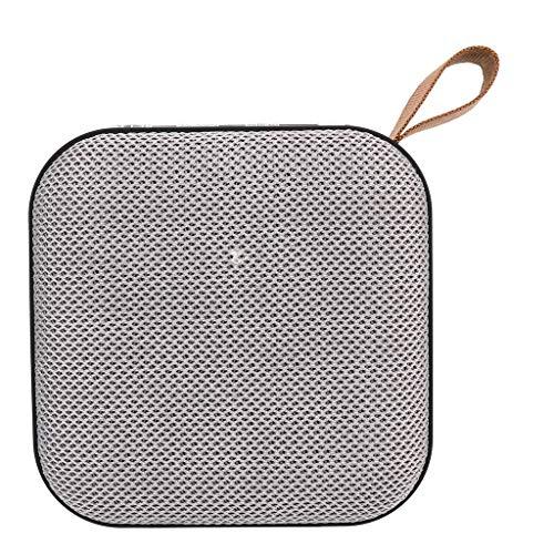 Huacat Bluetooth Lautsprecher Intelligenter Lautsprecher mit Stoff Radio Lautsprecher car subwoofer kabelloser Lautsprecher Beste Portable Ipod Speaker System
