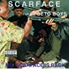 Mr. Scarface Is Back [Import USA]