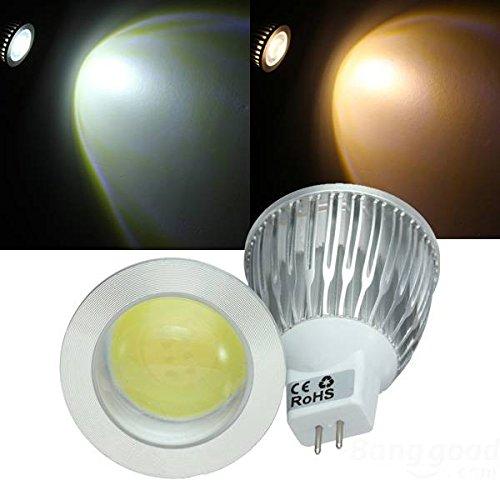 Pegasus Mr16-Maiskolben LED 5w dc/ac 12v warm weiß/weiß LED entdeckt Glühbirnen