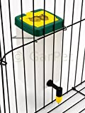 Küken Nager Hasen Kaninchen Hühner Geflügel Nippel Wasser Tränke Trinkflasche (1000 ml)