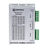 Cloudray 2-Phase Stepper Motor Driver DM556S 1.4-5.6A 18-50VDC 1/128 Micro-step Resolutions for CNC Nema 17, 23, 24 and 34 Stepper Motor