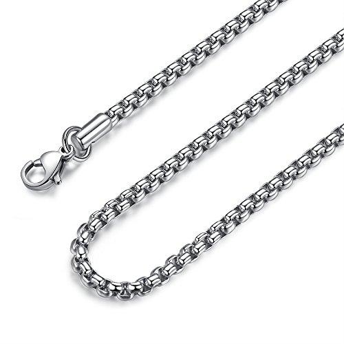 fosir-2-4mm-da-uomo-donna-in-acciaio-inossidabile-argento-rolo-cavo-catena-collana-45-75cm-4-mm-acci
