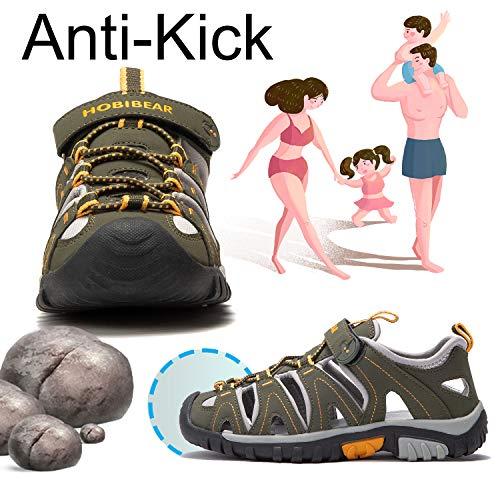 Zoom IMG-1 gaatpot sandali sportivi per bambini