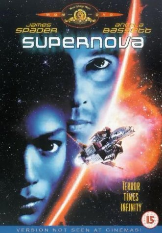 Supernova [DVD] [2000] by James Spader