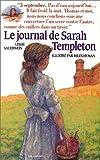 """Afficher """"Journal de sarah templeton (Le)"""""""