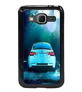 Printvisa 2D Printed Car Designer back case cover for Samsung Galaxy Core Prime G360H- D4500