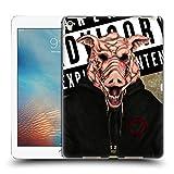 Head Case Designs Schweine Gesicht Maske Ruckseite Hülle für Apple iPad Pro 9.7
