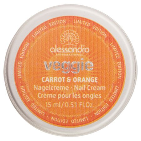 Alessandro International: Cream Veggie Carrot & Orange (15 ml)