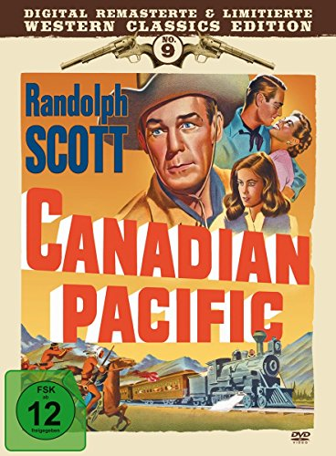Canadian Pacific - Mediabook Vol.9 - Limited-Edition
