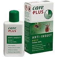 Care Plus Tropicare Anti-Insect Deet 50% Lotion - Schutz vor Insekten und Mücken