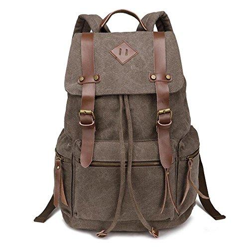 Anne ,  Damen Rucksackhandtaschen , braun - braun - Größe: One Size