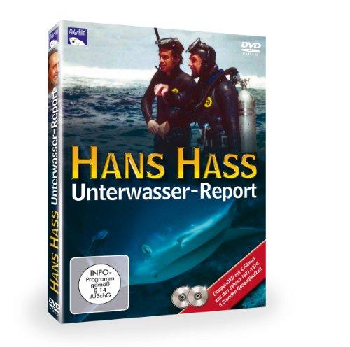 Hans Hass - Unterwasser-Report (2 DVDs)