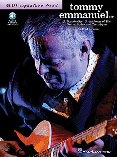 Free tommy emmanuel signature licks step by step breakdown guitar.