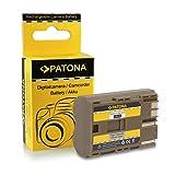 Bateria BP-511 para Canon PowerShot G1 | G2 | G3 | G5 | G6 | Pro1 | Pro 90 IS | EOS 5D | 50D | 10D |...
