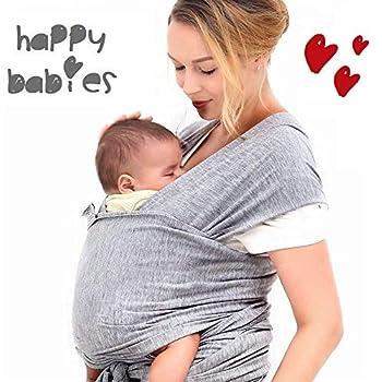 HAPPY BABIES Fular Portabeb...