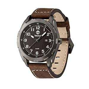 Timberland Men's Quartz Watch TBL.13330XSU/12 TBL.13330XSU/12 with Leather Strap