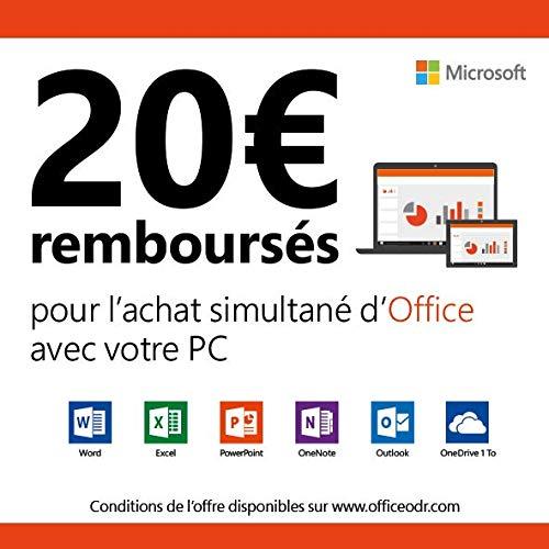 Microsoft Surface Go 25 cm (10 Zoll) Tablette 2 en 1 (Intel Pentium Gold, Intel HD Graphics 615, 4 Go de RAM, 64 GB de mémoire eMMC, Windows 10 en mode modus)
