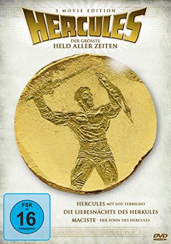 Hercules - Der größte Held aller Zeiten [3 DVDs]