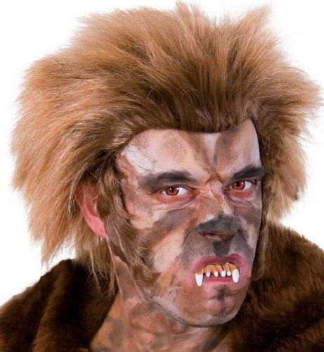 Werwolf Perücke Halloween (Werwolf Perücke)