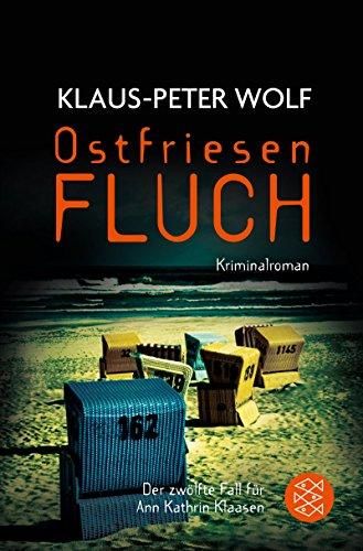 Buchseite und Rezensionen zu 'Ostfriesenfluch' von Klaus-Peter Wolf
