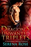 The Dragon's Unwanted Triplets (Paranormal Dragon Romance Book 1) (English Edition)