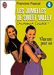 LES JUMELLES DE SWEET VALLEY. Chacune...