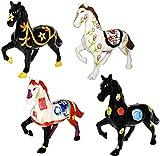 """Spardose - """" Pferd - HANDBEMALT """" - aus Porzellan / Keramik - stabile Sparbüchse - Sparschwein - Design Figur - Geld - Reisekasse / Kinder - Geldgeschenk - Urlaub - Pferde / Reiter - Tiere - Mädchen & Jungen"""