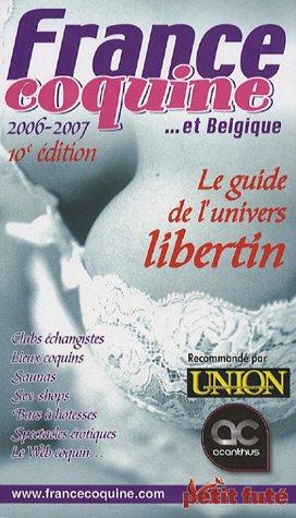 Petit Futé France coquine par Delphine Menduni, Didier Menduni