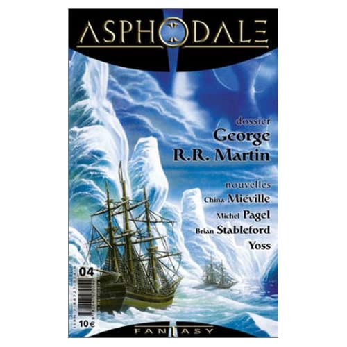 Asphodale, N° 4 Août 2003 : George R-R Martin