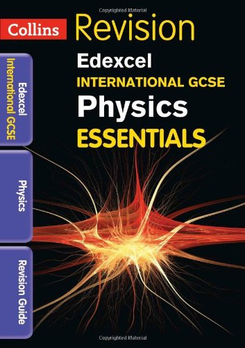 Edexcel International GCSE Physics Cover Image
