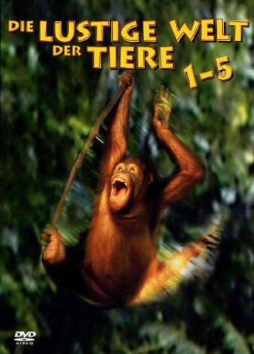 Warner Home Video - DVD Die lustige Welt der Tiere 1-5 [5 DVDs]