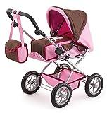 Bayer Design 15063 - Kombi-Puppenwagen Grande Einhorn
