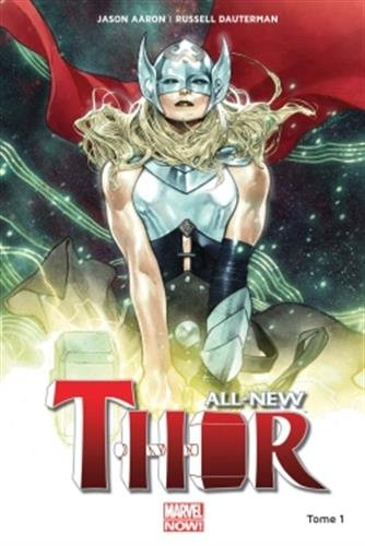 All-new Thor T01 par Russell Dauterman