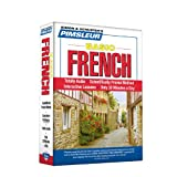 Pimsleur French Basic Course - Level 1 Lessons 1-10 CD: Learn to Speak