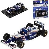 alles-meine.de GmbH Renault Williams FW18 Damon Hill Weltmeister 1996 Formel 1 1/43 Modellcarsonline Modell Auto