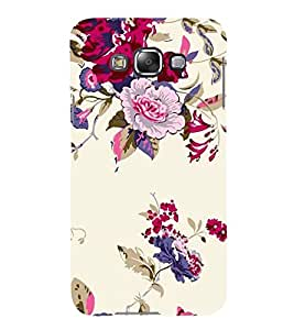 FUSON Peony Flowers Berries Currants 3D Hard Polycarbonate Designer Back Case Cover for Samsung Galaxy E7 (2015) :: Samsung Galaxy E7 Duos :: Samsung Galaxy E7 E7000 E7009 E700F E700F/Ds E700H E700H/Dd E700H/Ds E700M E700M/Ds