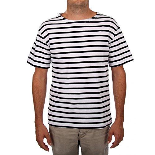 Matrosen-Shirt für Damen und Herren MCREGATE weiß/marineblau XL weiß/marineblau - HUBLOT