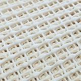 Teppich Gleitschutz Anti Rutsch Matte Teppichunterlage Teppichstop Antirutsch individuell zuschneidbar (200cm x 300cm)