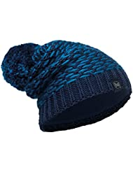Original Buff - Knitted & Polar Hat Solid Unisex Adulto, talla unica, color  Kirvy Dark Navy/Navy