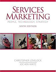 Services Marketing (Prentice-Hall Series in Marketing)