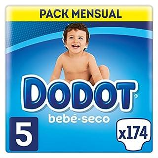 Dodot Bebé-Seco Pañales Talla 5, 174 Pañales, El Unico Pañal Con Canales De Aire, 11-16 kg (B0743HXL9S) | Amazon Products