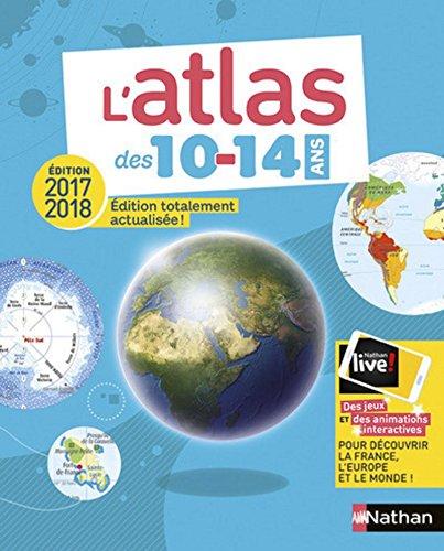 L'Atlas des 10-14 ans par Collectif